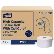 Button to buy Tork OptiCore bath tissue - toilet tissue - toilet paper