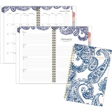 AAG5141200 - At-A-Glance Paige Weekly/Monthly Planner
