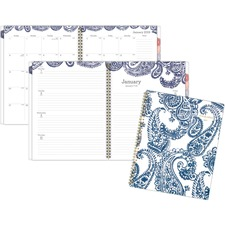 AAG5141905 - At-A-Glance Paige Weekly/Monthly Planner