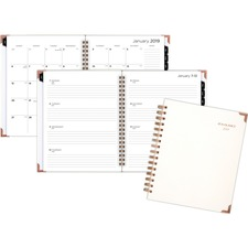 AAG5150P805 - At-A-Glance Boa Weekly/Monthly Planner