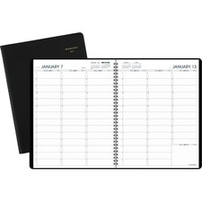 AAG709500519 - At-A-Glance Classic Weekly Appointment Book