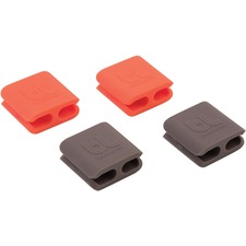 AVT BLUCCMD Advantus BlueLounge CableClip Multi-purpose Clips AVTBLUCCMD