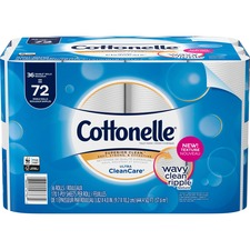 KCC 47767 Kimberly-Clark Cottonelle CleanCare Bath Tissue KCC47767