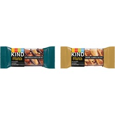 KND 25726 KIND Minis Snack Bar Variety Pack KND25726