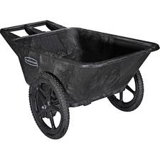 RCP 564200BK Rubbermaid Comm. Big Wheel Cart RCP564200BK