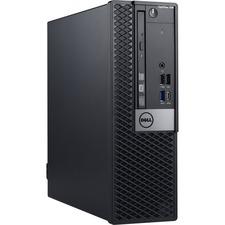 Dell OptiPlex 7000 7060 Desktop Computer - Core i7 i7-8700 - 8 GB RAM - 1 TB HDD - Small Form Factor