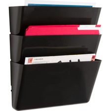 LLR 60000 Lorell Wall File Pockets LLR60000
