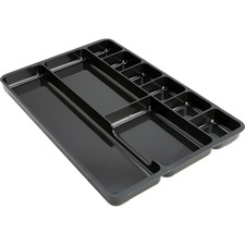 LLR 60006 Lorell 9-compartment Drawer Tray Organizer LLR60006