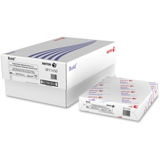 XER 3R11450CT Xerox Bold Coated Gloss Digital Printing Paper XER3R11450CT