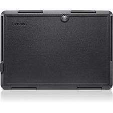 "Lenovo Tablet 10 Sealed Case - For Lenovo Tablet - Black - Rain Resistant, Drop Resistant, Spill Resistant, Dust Resistant, Vibration Resistant, Abrasion Resistant, Water Resistant, Splash Resistant, Sand Resistant, Weather Resistant - Plastic - 47.24"" (1"