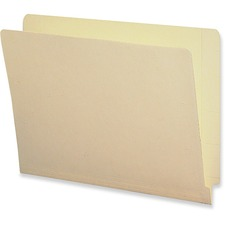 BSN 17239 Bus. Source 2-ply End-tab Folders BSN17239