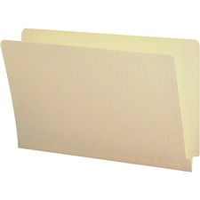 BSN 17255 Bus. Source Straight-cut End-tab File Folders BSN17255