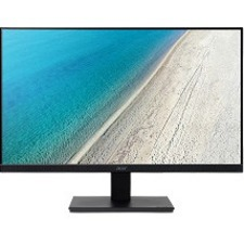 "Acer V227Q 21.5"" Full HD LED LCD Monitor - 16:9 - Black - In-plane Switching (IPS) Technology - 1920 x 1080 - 16.7 Million Colors - Adaptive Sync - 250 cd/m² - 4 ms GTG - 75 Hz Refresh Rate - HDMI - VGA"