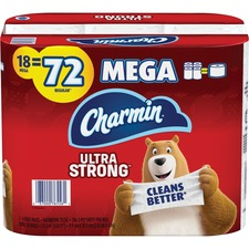 PGC 76556 Procter & Gamble Charmin Mega Roll Bath Tissue PGC76556