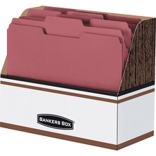 FEL 07251 Fellowes Bankers Box Folder Holders FEL07251