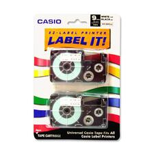 Casio XR9WE2S Label Tape