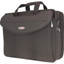 "Mobile Edge 17"" Premium V-Load Notebook Briefcase"