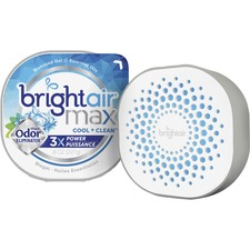 BRI 900437 Bright Air Max Scented Gel Odor Eliminator BRI900437