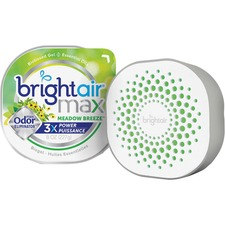 BRI 900438 Bright Air Max Scented Gel Odor Eliminator BRI900438