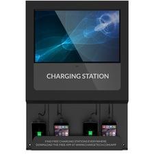 CRG CT300020 ChargeTech Digital Signage Charging Station CRGCT300020
