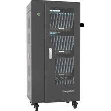 CRG CT300105 ChargeTech 40 Bay UV Clean USB Charging Cabinet CRGCT300105