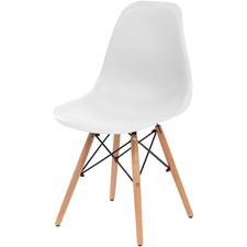 IRS 586700 Iris Armless Classic Shell Chair IRS586700