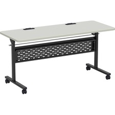 LLR62590 - Lorell Flip Top Training Table