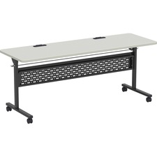 LLR62592 - Lorell Flip Top Training Table