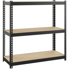 LLR 66962 Lorell Narrow Steel Shelving LLR66962