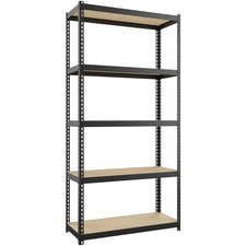 LLR 66964 Lorell Narrow Steel Shelving LLR66964