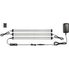 LLR 82020 Lorell LED Task Lighting Starter Kit LLR82020