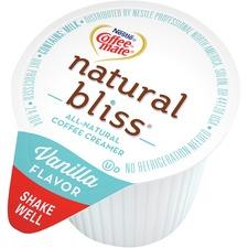 NES 54577 Nestle Natural Bliss Vanilla Creamer Singles NES54577
