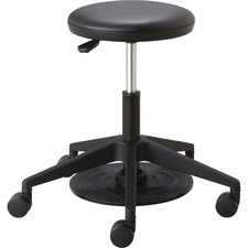 SAF 3437BL Safco Low Height Lab Stool SAF3437BL