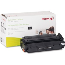 Xerox Remanufactured Toner Cartridge - Alternative for HP 15X (C7115X)