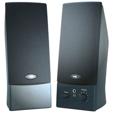 Cyber Acoustics CA 2016 Multimedia Speakers