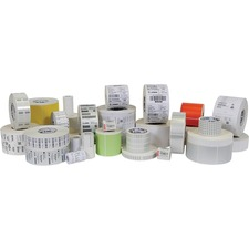 Zebra Label Paper 2.25 x 4in Direct Thermal Zebra Z-Select 4000D 3 in core