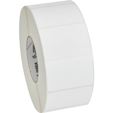Zebra Label Paper 3 x 2in Thermal Transfer Zebra Z-Perform 2000T 3 in core