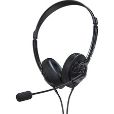 SPT ZUM350B Spracht ZUM350 Over-the-head Headset SPTZUM350B