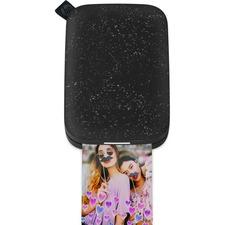 HP Sprocket 200 Zero Ink Printer - Color - Photo Print - Portable - Black Noir - Color - 40 Second Photo - 313 x 400 dpi - iOS, Android