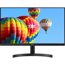 "LG 24MK600M-B 23.8"" Full HD LED Gaming LCD Monitor - 16:9 - Matte Black - 24.00"" (609.60 mm) Class - Advanced High Performance In-plane Switching (AH-IPS) Technology - 1920 x 1080 - 16.7 Million Colors - FreeSync - 250 cd/m² Typical - 5 ms GTG - HDMI - VGA"