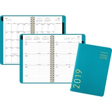 AAG70108X42 - At-A-Glance Fashion Weekly/Monthly Planner