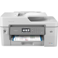 BRT MFCJ6545DW Brother MFC-J6545DW Inkjet All-in-One Printer BRTMFCJ6545DW
