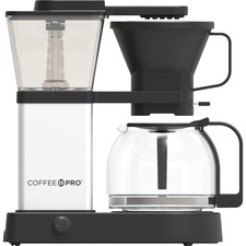 CFP CPCBSPC001 Coffee Pro 8-cup Pourover Coffee Brewer CFPCPCBSPC001