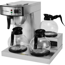 CFP CPRLG Coffee Pro 3-burner Commercial Coffee Brewer CFPCPRLG