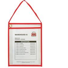 CLI 41924 C-Line Hanging Strap Shop Ticket Holder CLI41924