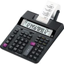 CSO HR200RC Casio HR-200RC Printing Calculator CSOHR200RC