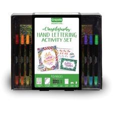 CYO 040346 Crayola Signature Crayoligraphy Activity Set CYO040346