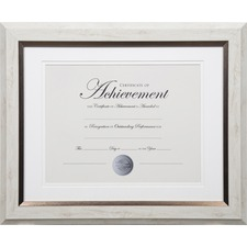 DAX N16983ST Burns Grp. 2-tone Bronze Document Frame DAXN16983ST