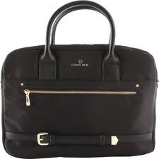 DIO LBG5157BK Celine Dion Presto Nylon Briefcase DIOLBG5157BK