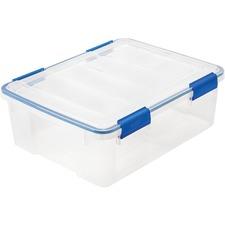 IRS 394010 Iris Ziplock WeatherShield Storage Box IRS394010